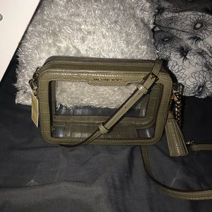 Michael Kors MD Camera Crossbody
